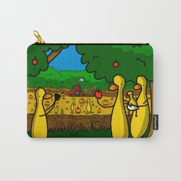 The Ultimate Fall Scene Carry-All Pouch