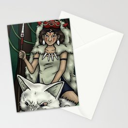 Princess of Wilds Stationery Cards