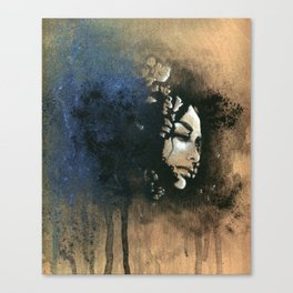 M i k a Canvas Print