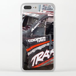 Trax Demon Clear iPhone Case