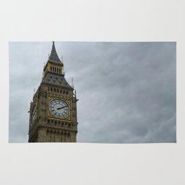 Elizabeth Tower (Big Ben Clock Tower) Rug