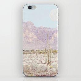 Moon Rise iPhone Skin