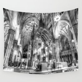 St Patrick's Cathedral New York Wall Tapestry