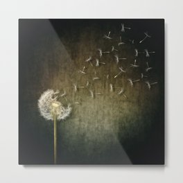 seed escape Metal Print
