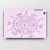 henna iPad Cases featuring Henna by Melissa Wildt