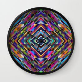 Sceadugenga Wall Clock