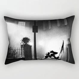 Exorcist Calling Rectangular Pillow