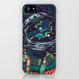 Center Of The Universe iPhone Case