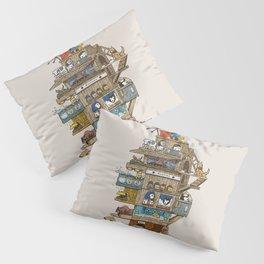 The Dog House Pillow Sham