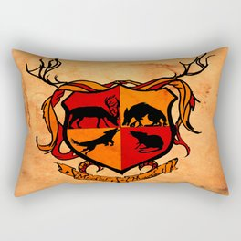 mischief managed Rectangular Pillow