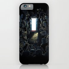Waiting Doctor Who iPhone 6s Slim Case