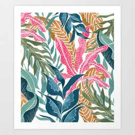 Botanicalia Art Print