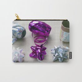 Gift Wrapping Ribbons and Bows Carry-All Pouch