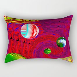 Pending bullets Rectangular Pillow