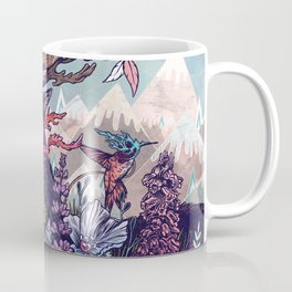 Journeying Spirit (deer) Coffee Mug