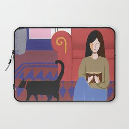 Holiday Afternoon Laptop Sleeve