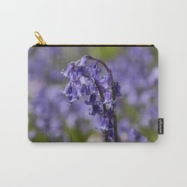 In Among the Bluebells Carry-All Pouch