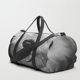 A Puppy's Smile Duffle Bag