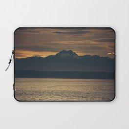 Seattle Sunset Laptop Sleeve
