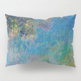 Wisteria by Claude Monet Pillow Sham