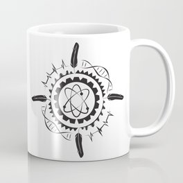 Native Stem Mandala Coffee Mug