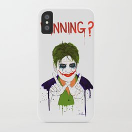 The new joker? iPhone Case