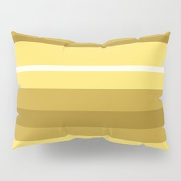 Gold Mine Pillow Sham