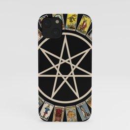 Fairy Star & Tarot Circle iPhone Case