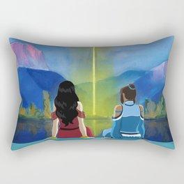 A Korrasami Moment Rectangular Pillow