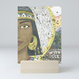 Hagar Mini Art Print