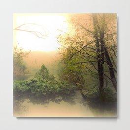 Romantic Landscape 315 Metal Print