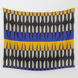 Prime Tribal (Yellow) Wall Tapestry