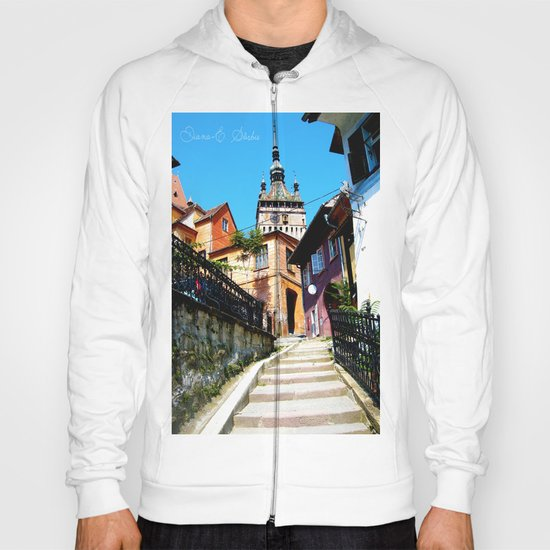 Clock Tower Hoody