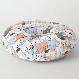 Cute Miao Floor Pillow