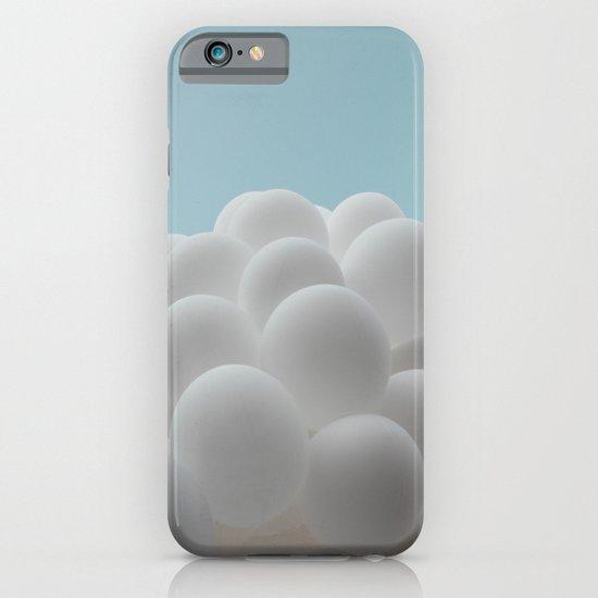 Lighter than air - balloons iPhone & iPod Case