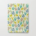 Prickly Cactus (Greens) by annadeegan