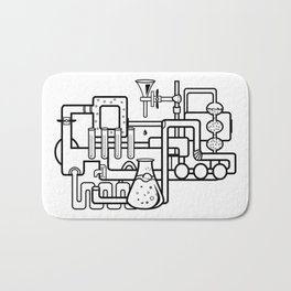 lab Bath Mat