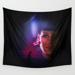 Rachael Blade Runner Poster Wall Tapestry