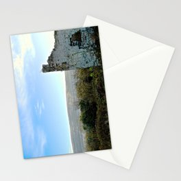 Beauty Beyond the Crumbling Walls Stationery Cards