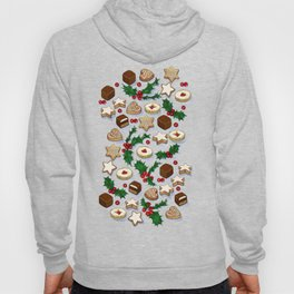 Christmas Treats and Cookies Hoody