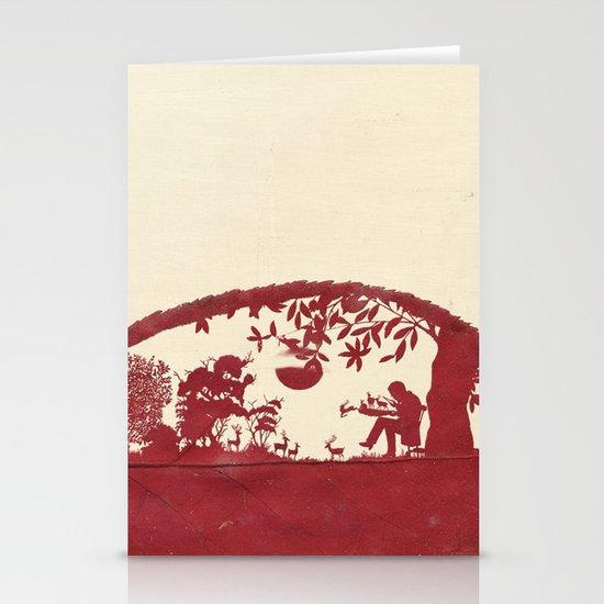 The Deer Maker Stationery Cards
