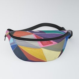 Abstract Animal Painting Fanny Pack