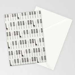 Piano Forest Stationery Cards