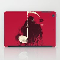 death iPad Cases featuring Death Note by Tobe Fonseca