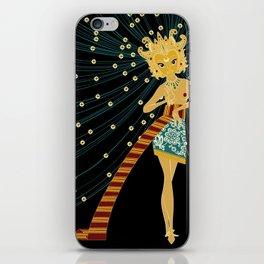 Divine Dames: Ratri iPhone Skin