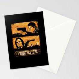 The Winchesters Stationery Cards