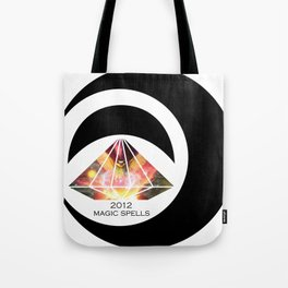 Nebula Ornithology Tote Bag
