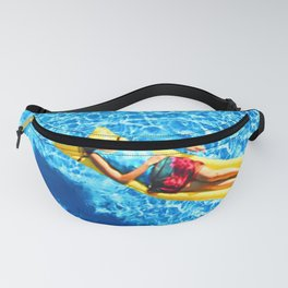 What The Summer Sun Sees 3 Fanny Pack