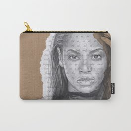 Crazy In Love Carry-All Pouch
