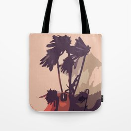 Flowers for a Brother Tote Bag